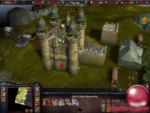 Stronghold Legends - рецензия и обзор на игру на AG.ruРецензия на Stronghol